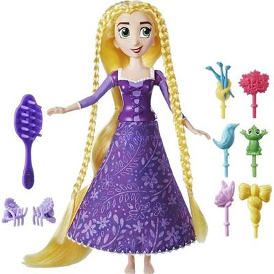 Hasbro Disney Tangled the Series Spin 'N Style Rapunzel C1748