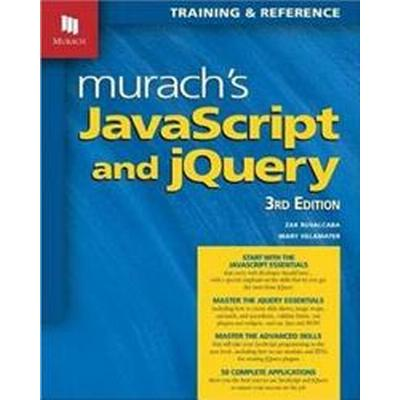 Murach's Javascript and Jquery (Pocket, 2017)