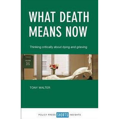 What Death Means Now: Thinking Critically about Dying and Grieving (Häftad, 2017)