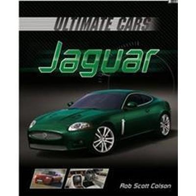 Ultimate Cars: Jaguar (Häftad, 2015)
