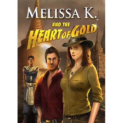 Melissa K and The Heart of Gold