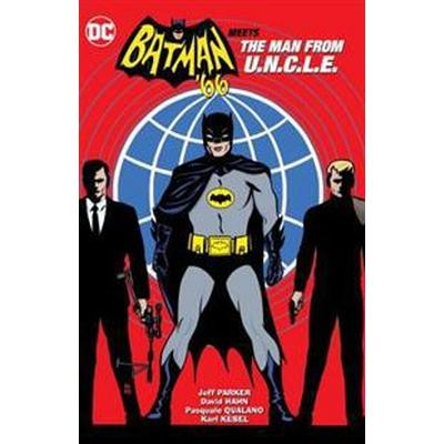 Batman '66 Meets the Man from U.N.C.L.E. (Pocket, 2017)