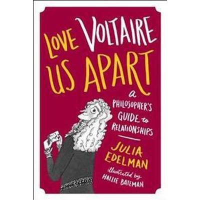 Love Voltaire Us Apart (Inbunden, 2016)