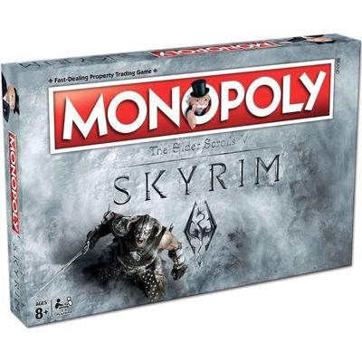 Winning Moves Ltd Monopoly: The Elder Scrolls V Skyrim