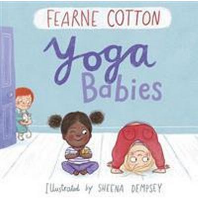 Yoga babies (Inbunden, 2017)