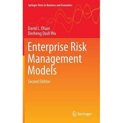 Enterprise Risk Management Models (Inbunden, 2017)