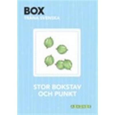 Box - Stor bokstav och punkt (Häftad, 2017)