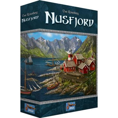 Mayfair Games Nusfjord
