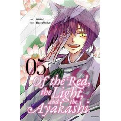 Of the Red, the Light, and the Ayakashi 5 (Pocket, 2016)