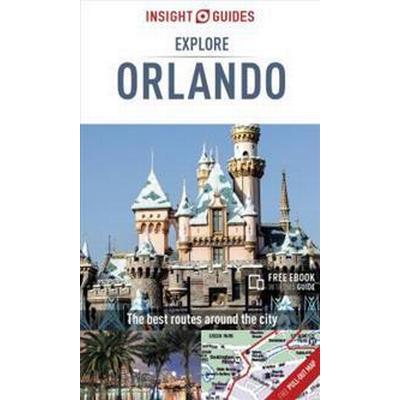 Insight Guides Explore Orlando (Häftad, 2017)