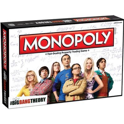 USAopoly Monopoly Big Bang Theory Monopol