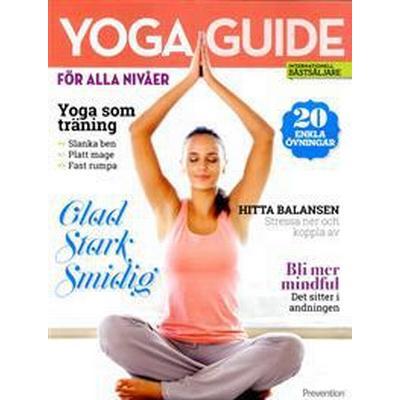 Yoga guide: för alla nivåer (Häftad, 2017)