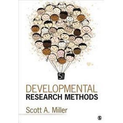 Developmental Research Methods (Häftad, 2017)
