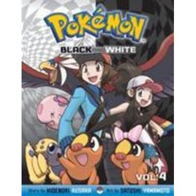 Pokemon Black and White, Vol. 4 (Häftad, 2011)