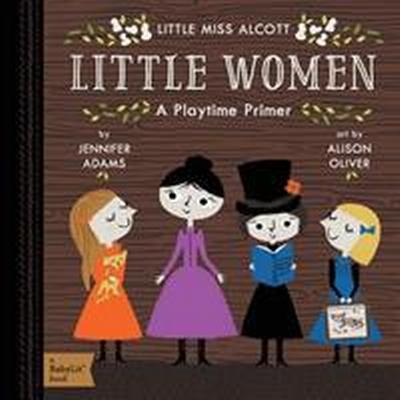 Little Miss Alcott (Kartonnage, 2016)