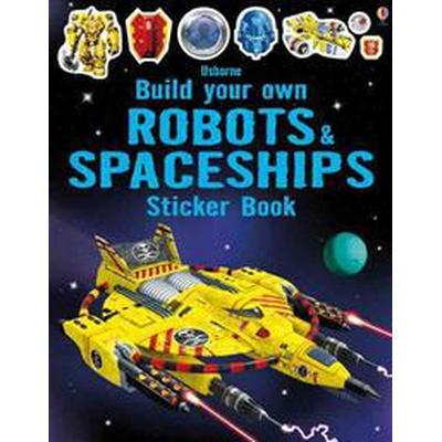Build Your Own Robots and Spaceships Sticker Book (Häftad, 2015)