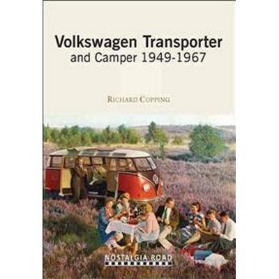 Volkswagen Transporter and Camper 1949-1967 (Häftad, 2015)