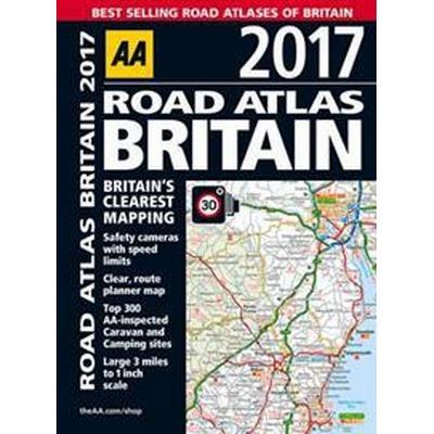 AA 2017 Road Atlas Britain (Pocket, 2016)