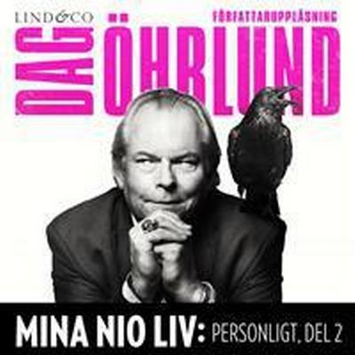 Mina nio liv: Personligt, del 2 (Ljudbok nedladdning, 2017)