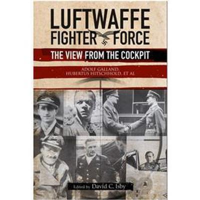 Luftwaffe Fighter Force (Häftad, 2016)