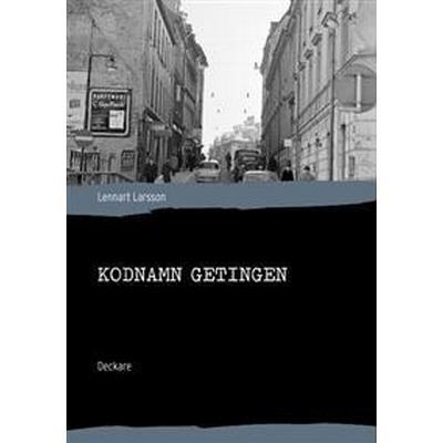 Kodnamn Getingen (Häftad, 2016)