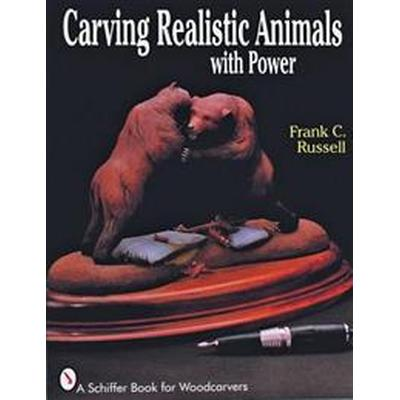Carving Realistic Animals With Power (Pocket, 1994)