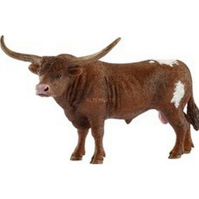 Schleich Texas Longhorn Bull 13866