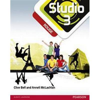 Studio 3 rouge Pupil Book (11-14 French) (Häftad, 2012)