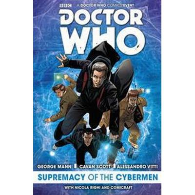 Doctor Who Comics Event 1 (Inbunden, 2017)