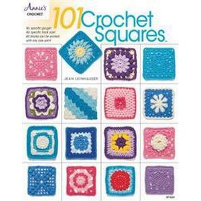 101 Crochet Squares (Häftad, 2017)