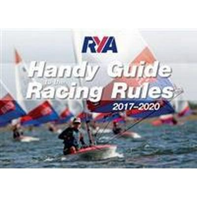 RYA Handy Guide to the Racing Rules 2017-2020 (Häftad, 2016)