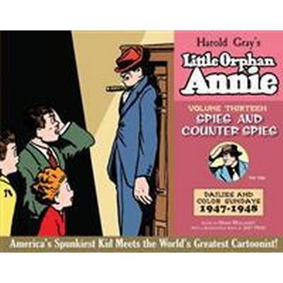 Complete Little Orphan Annie Volume 13 (Inbunden, 2016)