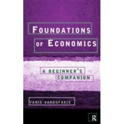 Foundations of Economics (Häftad, 1998)