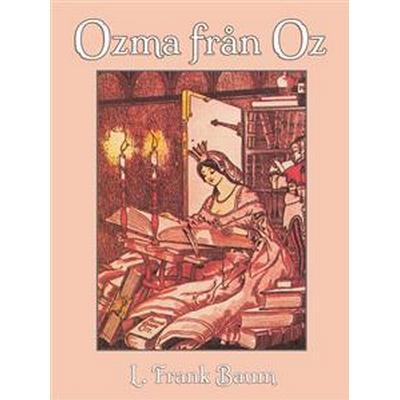 Ozma från Oz (E-bok, 2014)