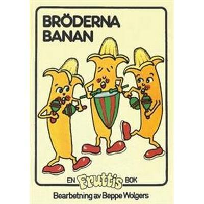 Bröderna Banan (Häftad, 2017)
