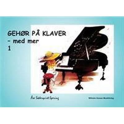 SODERQVIST GEH R P KLAVER MED MER 1 (Häftad, 2012)