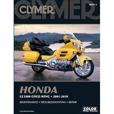 Clymer Honda GL1800 Gold Wing 2001-2010 (Pocket, 2011)