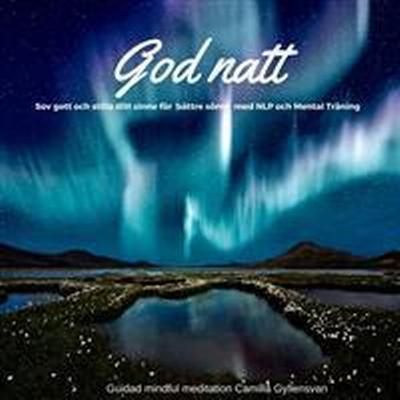 GOD NATT - somna snabbt och lätt (Ljudbok nedladdning, 2016)