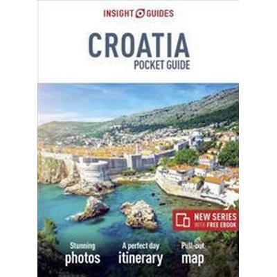 Insight Gudes: Pocket Croatia (Häftad, 2017)