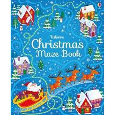Christmas Maze Book (Häftad, 2016)