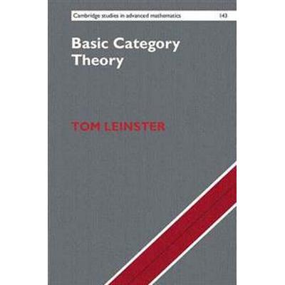 Basic Category Theory (Inbunden, 2014)