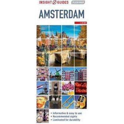 Insight Flexi Map Amsterdam (Övrigt format, 2017)