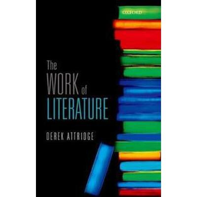 The Work of Literature (Pocket, 2017)