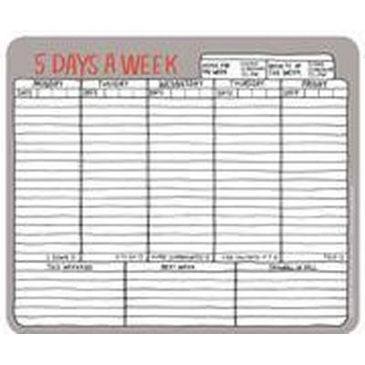 5 Days a Week (Övrigt format, 2012)