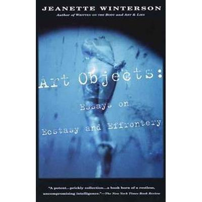 Art Objects: Essays on Ecstasy and Effrontery (Häftad, 1997)