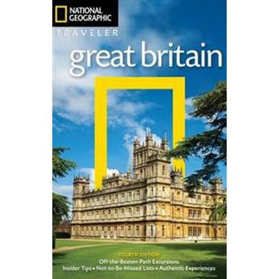 National Geographic Traveler Great Britain (Pocket, 2016)