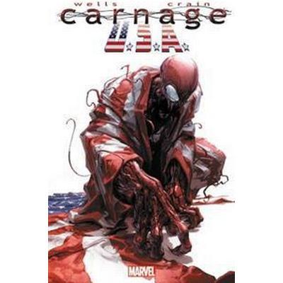 Carnage, U.S.A. (Häftad, 2017)