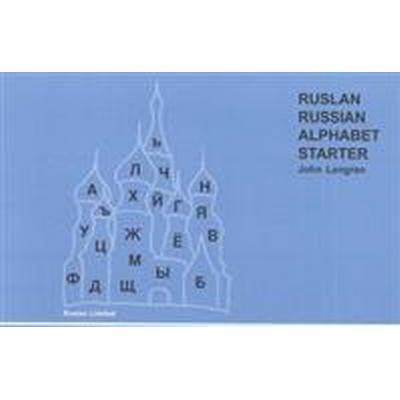 Ruslan Russian Alphabet Starter (Häftad, 2014)