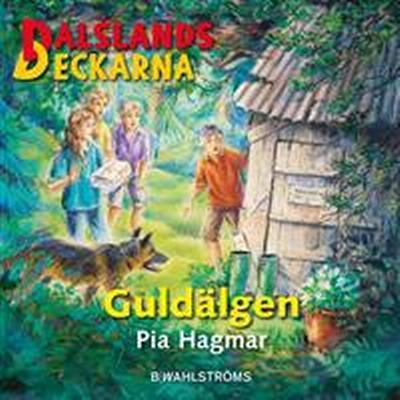 Dalslandsdeckarna 10 - Guldälgen (Ljudbok nedladdning, 2016)