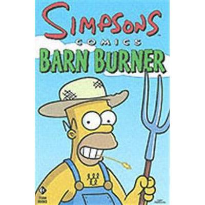 Simpsons comics barn burner (Pocket, 2005)